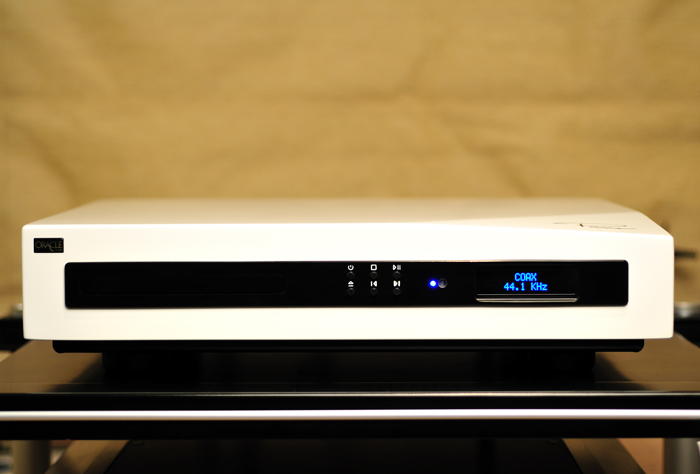 Nunu Distribution Ltd Oracle Audio Paris Cd250 Player